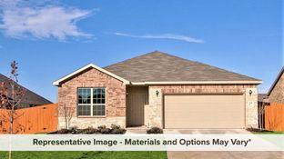 Cottonwood - Heartland 50s: Heartland, Texas - HistoryMaker Homes