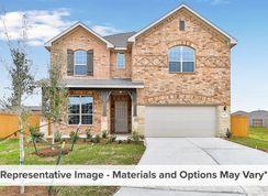 Boxwood - Katy Lakes 60s: Katy, Texas - HistoryMaker Homes