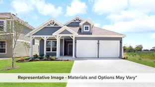 Redwood - The Villages at Mayfield 60s: Cleburne, Texas - HistoryMaker Homes