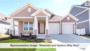 Emory - Creekside Estates: Terrell, Texas - HistoryMaker Homes