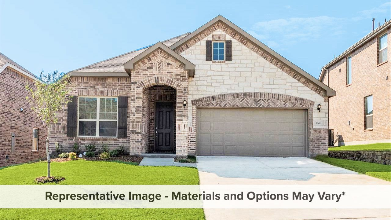 Exterior featured in the Emory By HistoryMaker Homes    in Houston, TX
