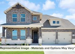 Mahogany - Harper's Preserve: Conroe, Texas - HistoryMaker Homes