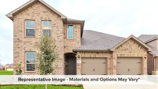 Mahogany - Bozman Farms 50s: Wylie, Texas - HistoryMaker Homes