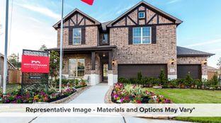 Hawthorn - Harper's Preserve: Conroe, Texas - HistoryMaker Homes