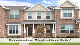 Travis - Brentwood Place Townhomes: Denton, Texas - HistoryMaker Homes