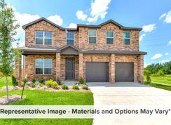 Ebony - Lake Vista Ranch: Fort Worth, Texas - HistoryMaker Homes