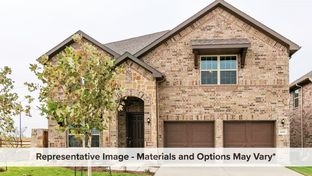 Ebony - Auburndale: Melissa, Texas - HistoryMaker Homes
