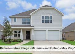 Magnolia - Creekside Estates: Terrell, Texas - HistoryMaker Homes