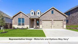Washington - Sheppard's Place: Waxahachie, Texas - HistoryMaker Homes