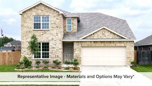 Ironwood - Heartland 50s: Heartland, Texas - HistoryMaker Homes