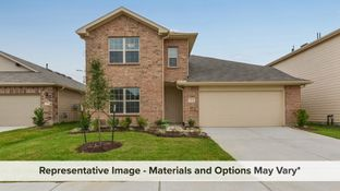 Mahogany - Heartland 50s: Heartland, Texas - HistoryMaker Homes