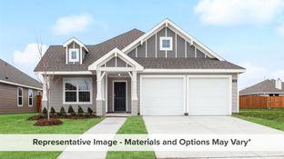 Aspen - Creekside Estates: Terrell, Texas - HistoryMaker Homes
