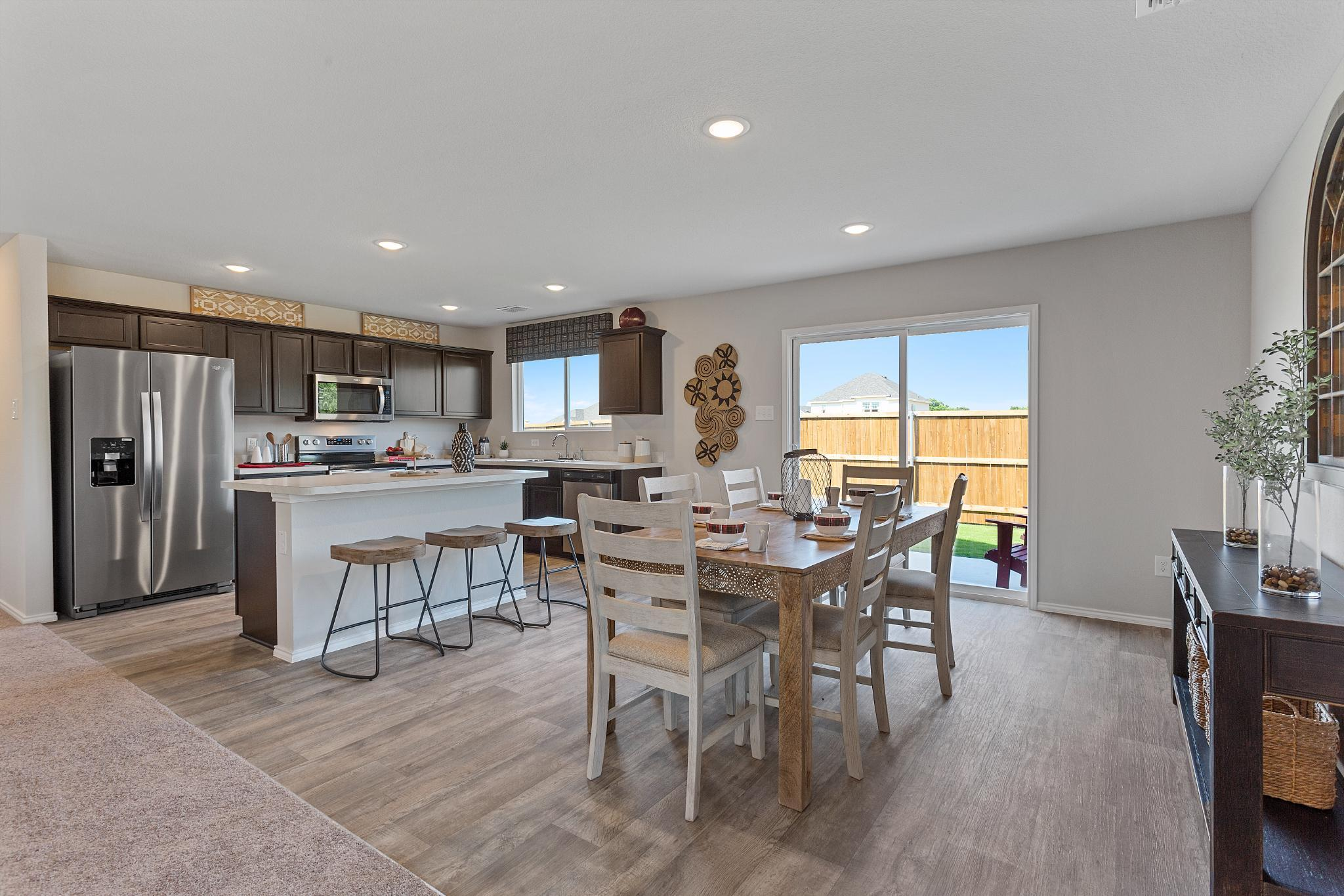 'The Villages at Mayfield 60s' by HistoryMaker Homes in Fort Worth