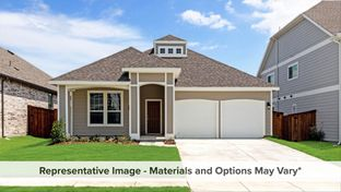 Cottonwood - The Villages at Mayfield 60s: Cleburne, Texas - HistoryMaker Homes