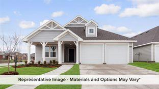 Redwood - Creekside Estates: Terrell, Texas - HistoryMaker Homes