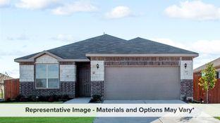 Redwood - Northstar 50s: Haslet, Texas - HistoryMaker Homes