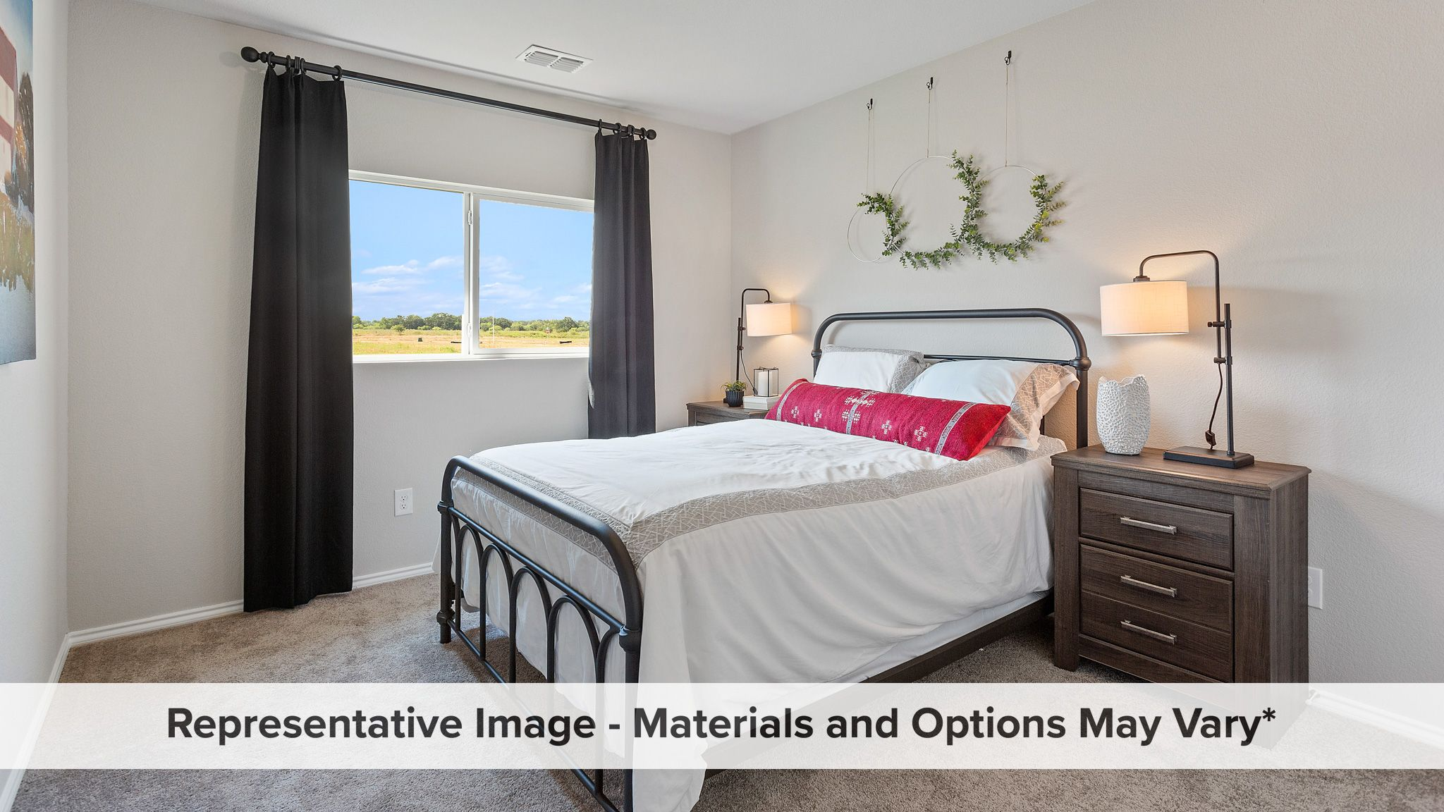 Bedroom featured in the Emory By HistoryMaker Homes    in Sherman-Denison, TX