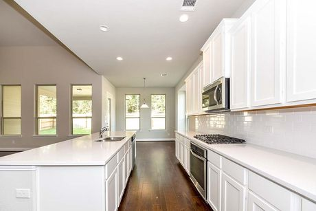 Kitchen-in-Cypress - 290101-Cypress-at-Harper's Preserve-in-Conroe