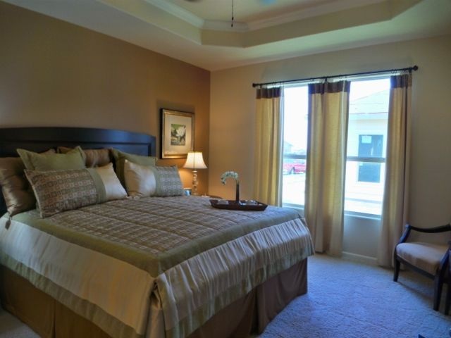 Bedroom featured in the Buckingham By Hogan Homes in Corpus Christi, TX
