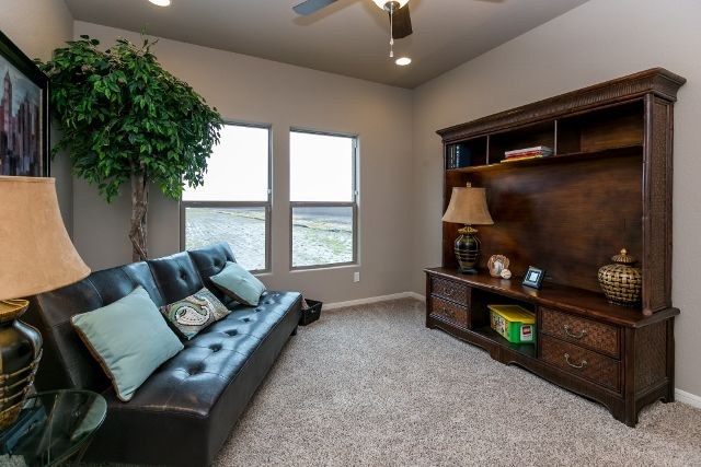 Living Area featured in the Bosque 2 By Hogan Homes in Corpus Christi, TX