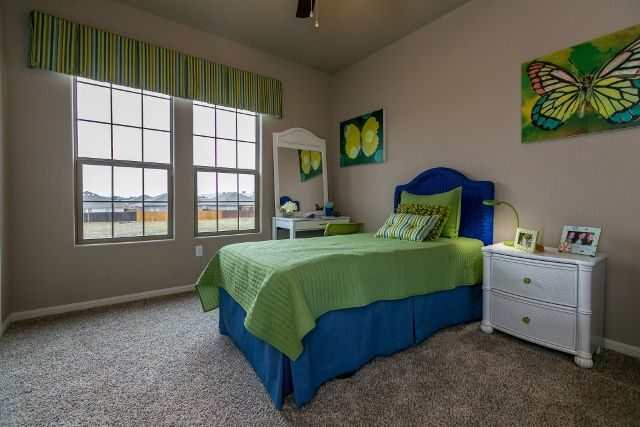 Bedroom featured in the Bosque 2 By Hogan Homes in Corpus Christi, TX
