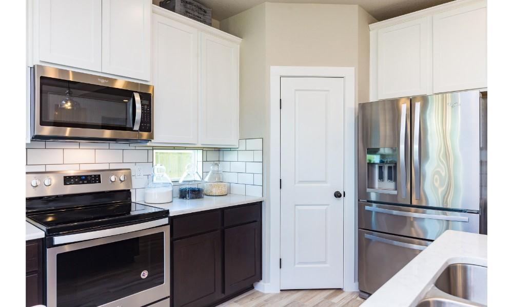 Kitchen featured in the Bluebonnet By Hogan Homes in Corpus Christi, TX