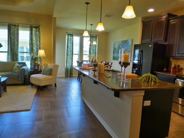 Living Area featured in the Medina By Hogan Homes in Corpus Christi, TX