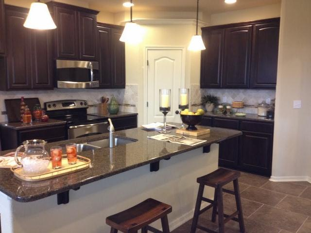 Kitchen featured in the Medina By Hogan Homes in Corpus Christi, TX