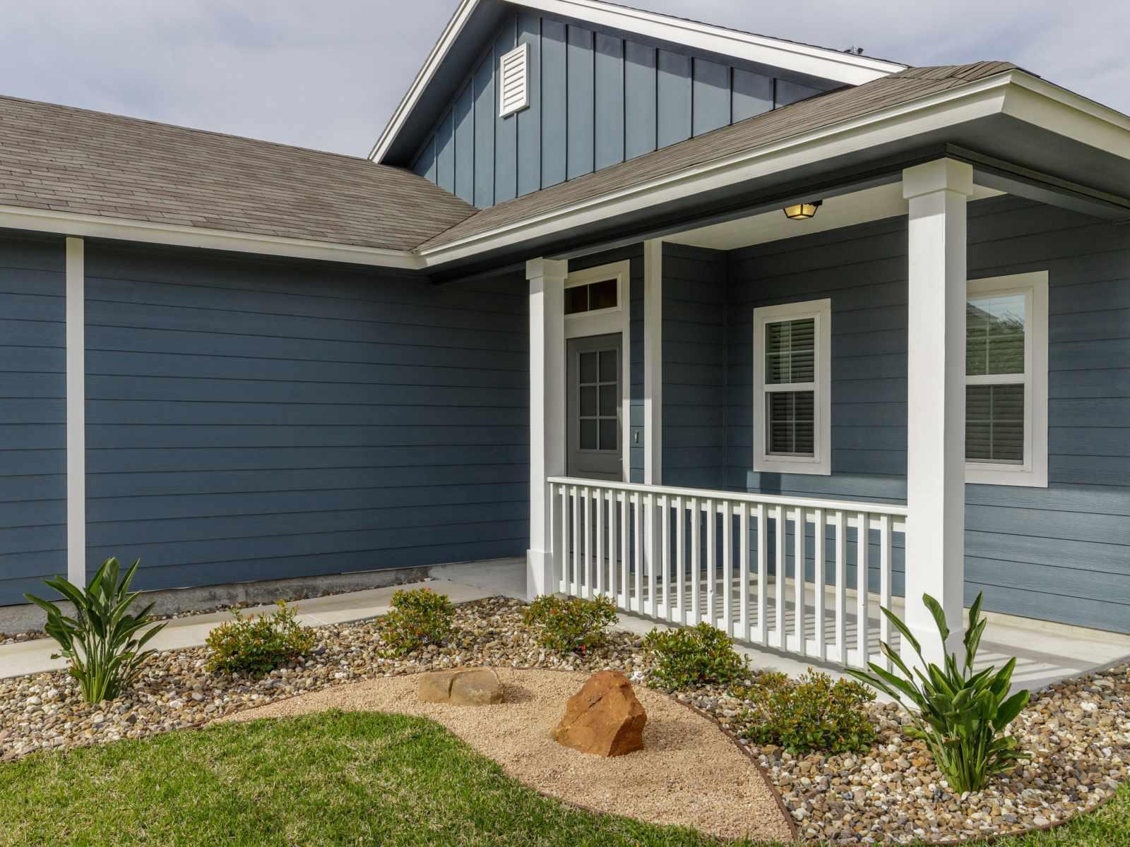 Exterior featured in the Pearl By Hogan Homes in Corpus Christi, TX