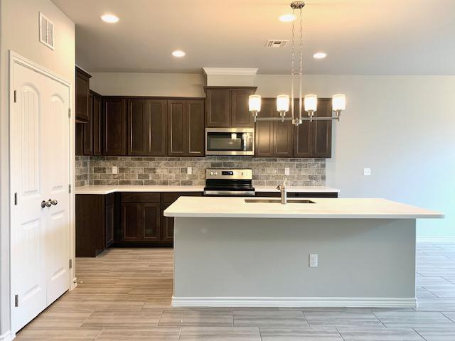 Kitchen featured in the Sand Dollar By Hogan Homes in Corpus Christi, TX