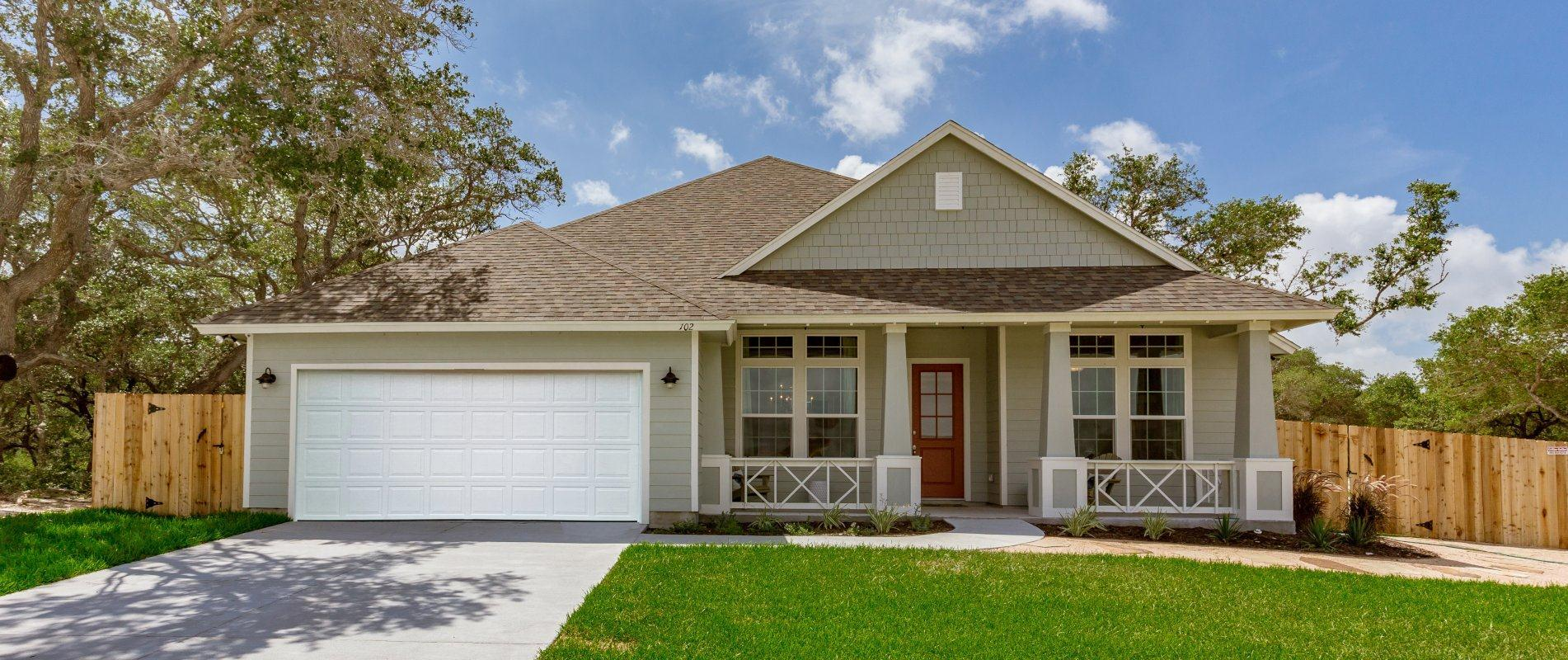 Exterior featured in the Heron By Hogan Homes in Corpus Christi, TX