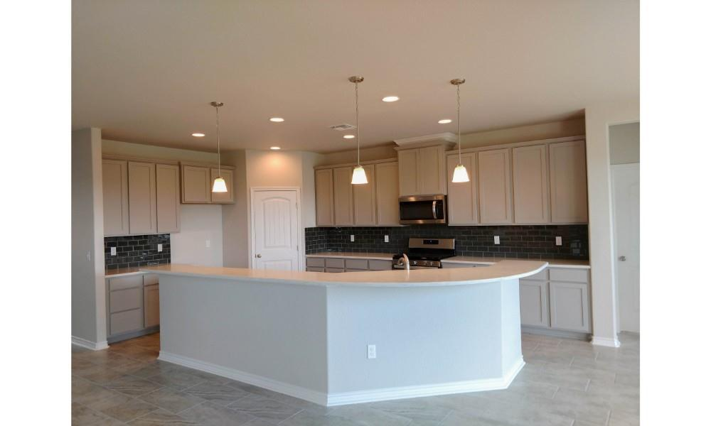 Kitchen featured in the Mockingbird By Hogan Homes in Corpus Christi, TX