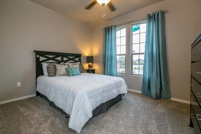 Bedroom featured in the Blair By Hogan Homes in Corpus Christi, TX