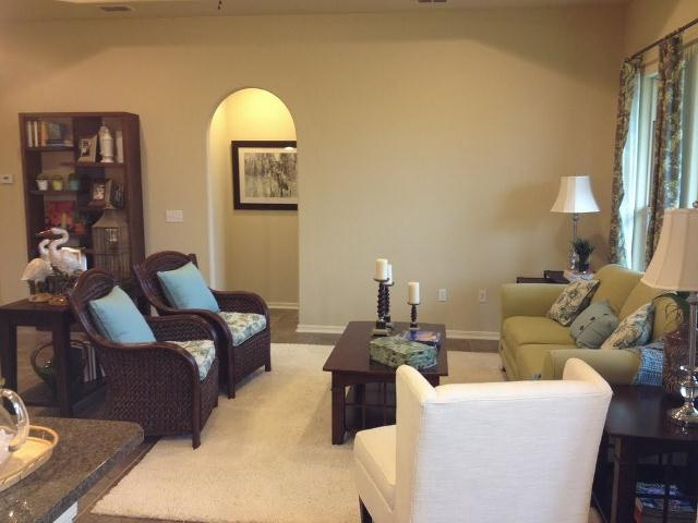 Living Area featured in the Buckingham By Hogan Homes in Corpus Christi, TX