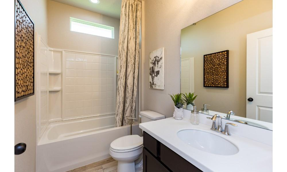 Bathroom featured in the Blue Jay By Hogan Homes in Corpus Christi, TX