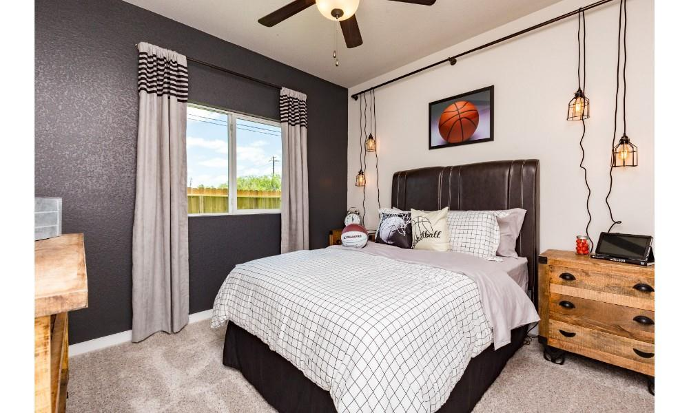 Bedroom featured in the Blue Jay By Hogan Homes in Corpus Christi, TX