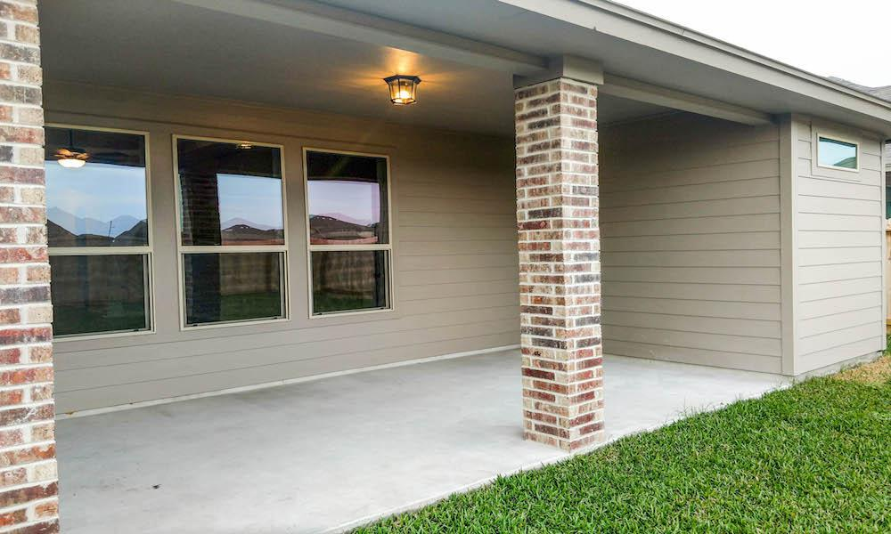 Exterior featured in the Kingfisher By Hogan Homes in Corpus Christi, TX