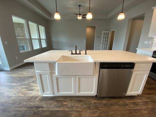 Kitchen featured in the Windsor -Tuloso Reserve By Hogan Homes in Corpus Christi, TX