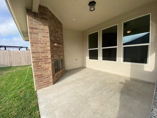 Exterior featured in the Windsor -Tuloso Reserve By Hogan Homes in Corpus Christi, TX