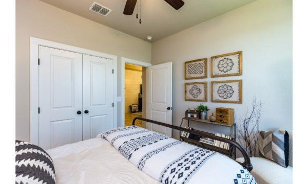 Bedroom featured in the Blair N -Tuloso Reserve By Hogan Homes in Corpus Christi, TX