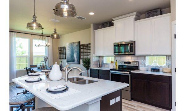 Kitchen featured in the Blair N -Tuloso Reserve By Hogan Homes in Corpus Christi, TX