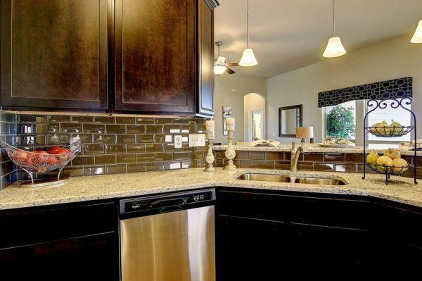 Kitchen featured in the Cartington -Tuloso Reserve By Hogan Homes in Corpus Christi, TX