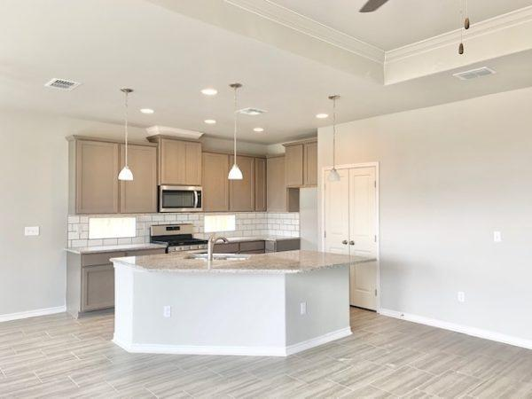Kitchen featured in the Covington -Tuloso Reserve By Hogan Homes in Corpus Christi, TX