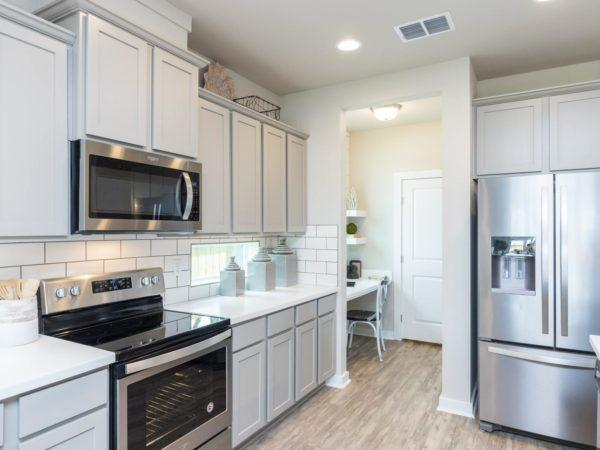 Kitchen featured in the Picton N  By Hogan Homes in Corpus Christi, TX