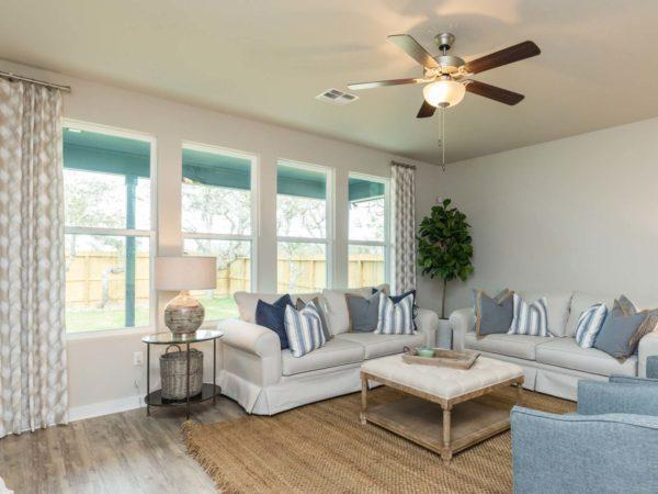 Living Area featured in the Picton N  By Hogan Homes in Corpus Christi, TX