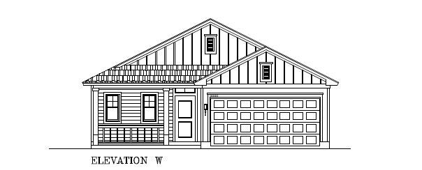 Exterior featured in the Picton N  By Hogan Homes in Corpus Christi, TX