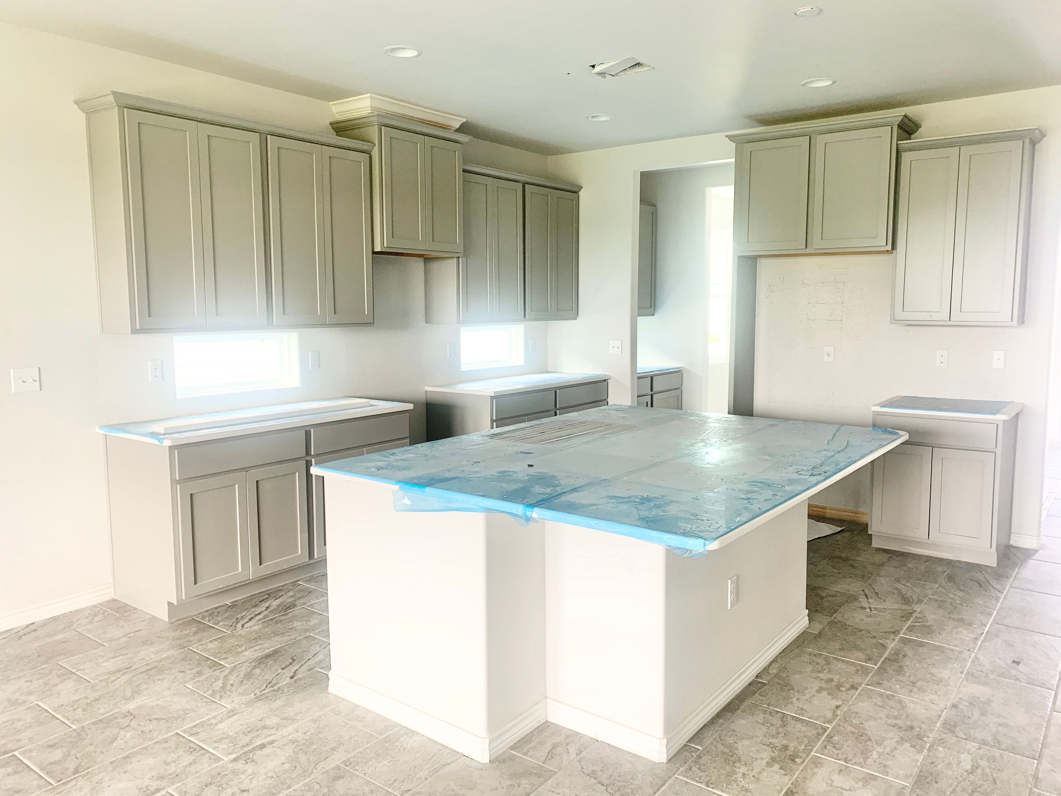 Kitchen featured in the Avocet By Hogan Homes in Corpus Christi, TX