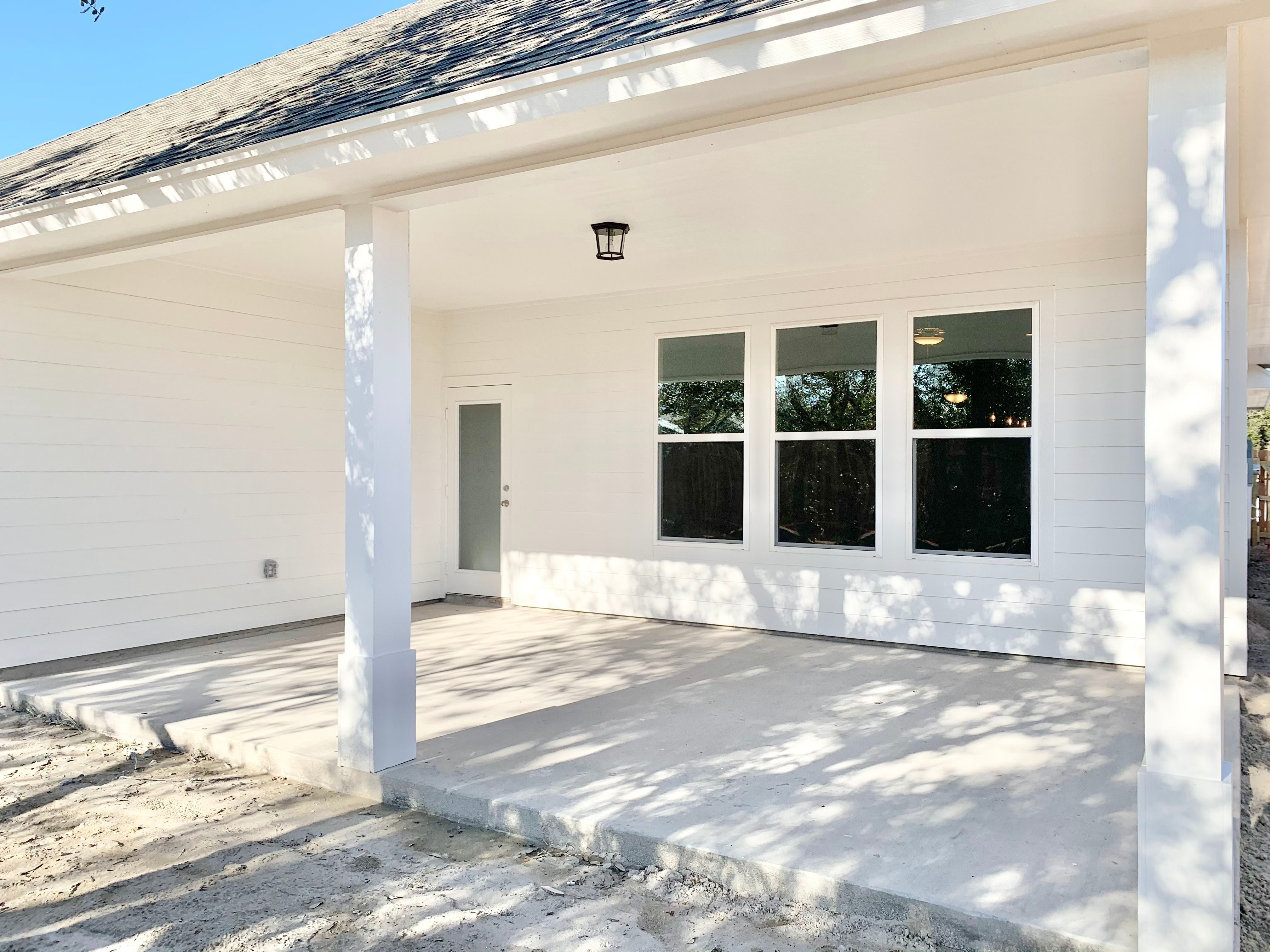Exterior featured in the Sparrow By Hogan Homes in Corpus Christi, TX