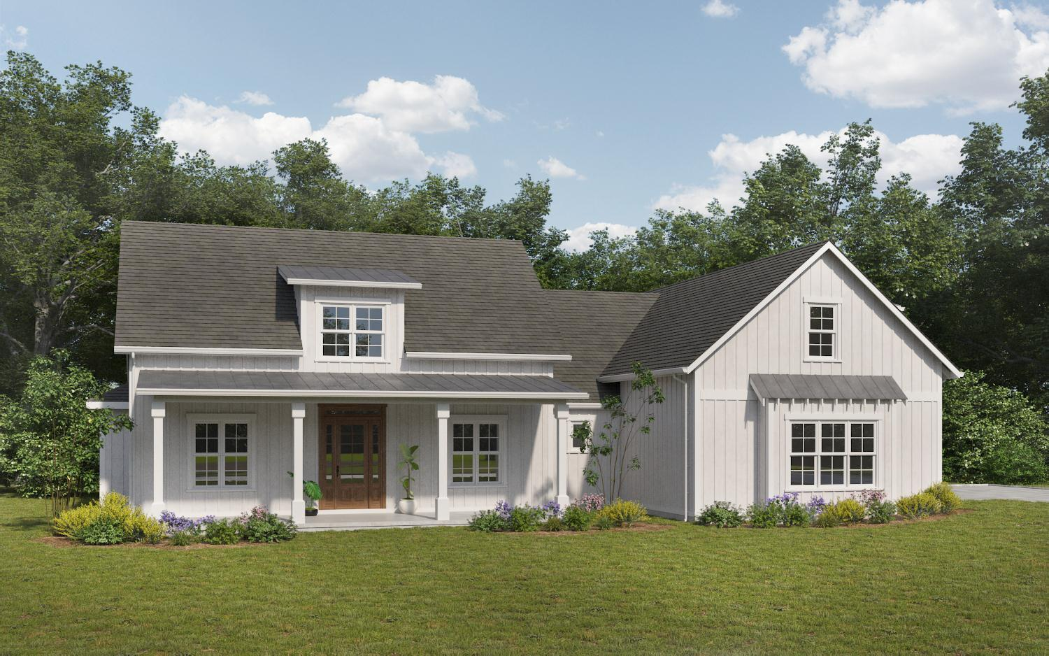 Exterior featured in The Sawgrass By Holland Homes in Birmingham, AL