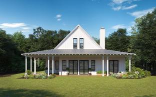 The Magnolia - Stonewood Farms: Springville, Alabama - Holland Homes